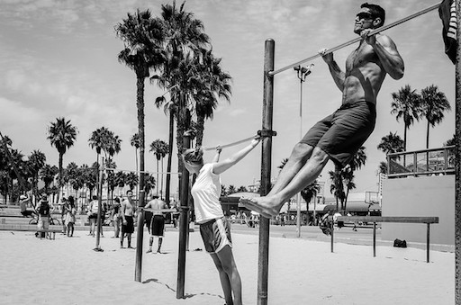 Mission Muscle Up